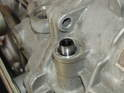 Below the spring is the factory detent pin.