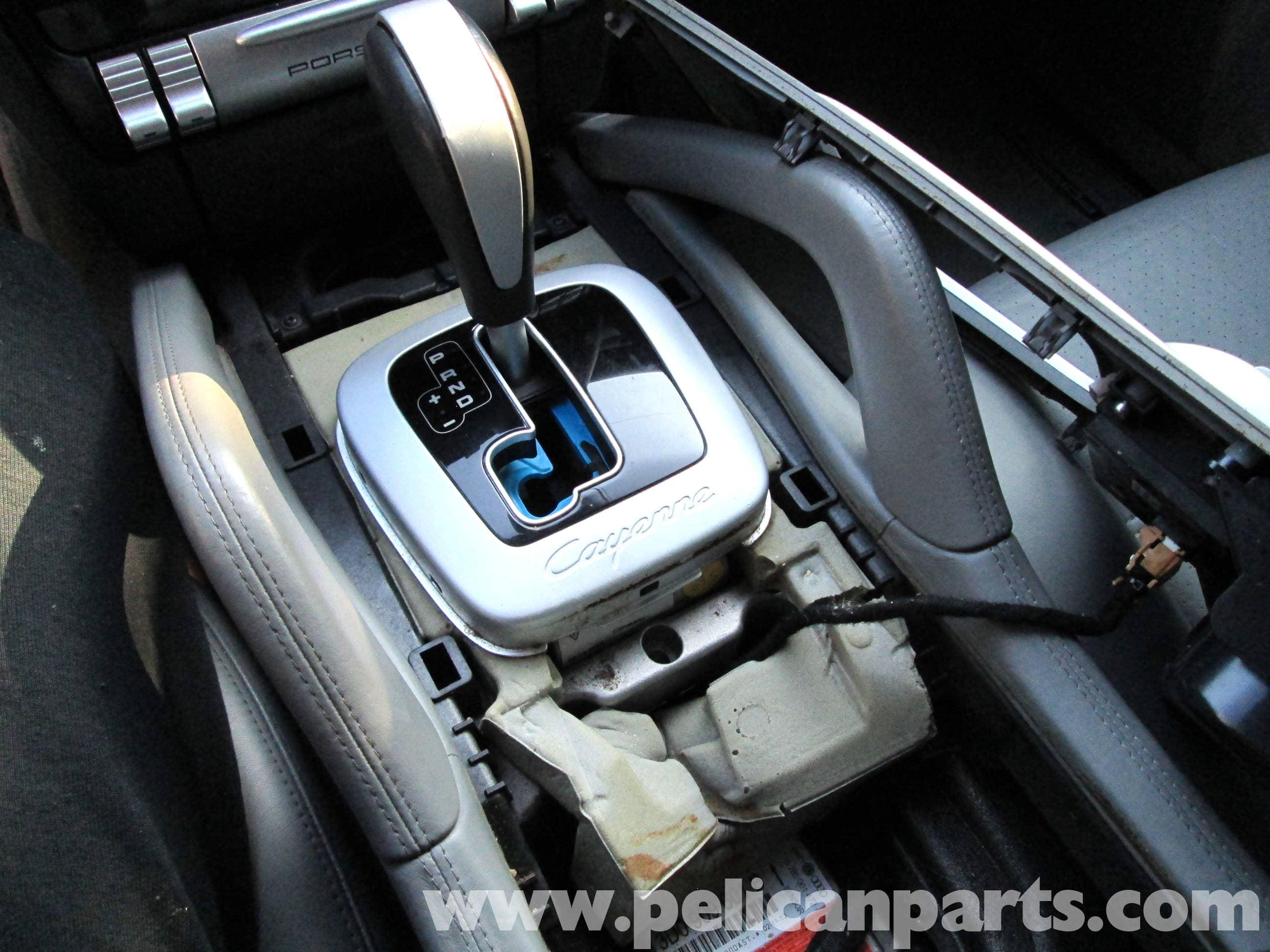 Porsche Cayenne Shift Gate Trim Replacement 2003 2008