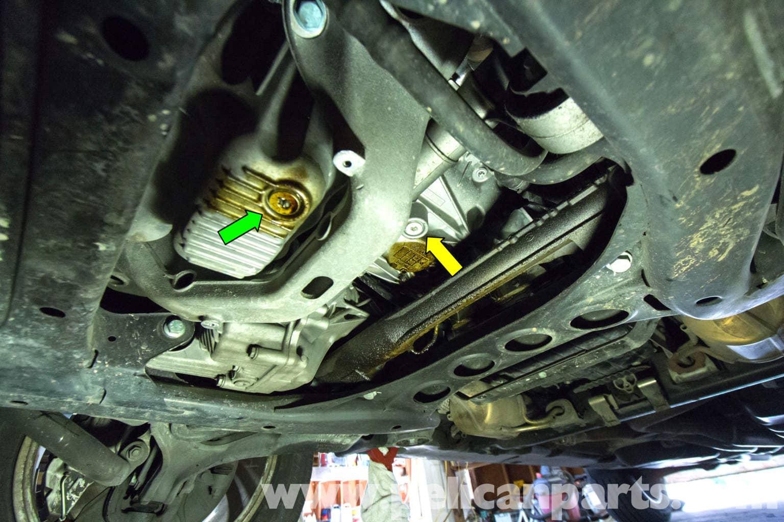 Porsche Cayenne Oil Change 2003 2008 Pelican Parts Diy