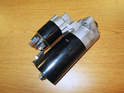 Shown here is the starter motor for the Porsche Cayenne.