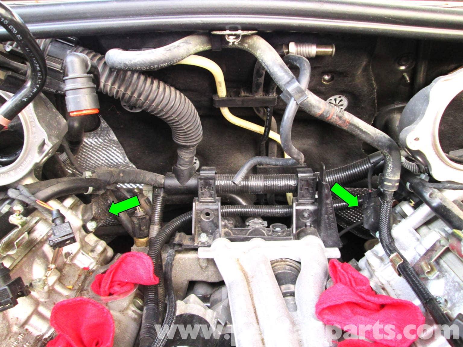 Porsche Cayenne Camshaft Position Sensor Replacement