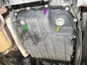 ThisPicture shows the transmission sump cover.