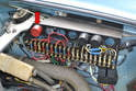 Before you open the fuel system up it is a good idea to relieve the pressure in the system.