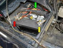 Do NOT let your battery get to the condition of the one that came in our project car.