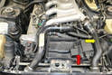 You will need to remove the air box, the metering sensor (red arrow) and the intercooler to intake pipe (yellow arrow).
