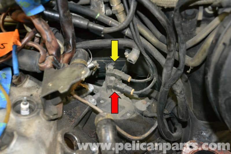 porsche 944 turbo speed reference sensor replacement 1986 1991 pelican parts diy maintenance