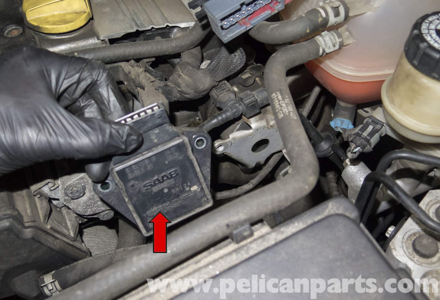 2003 saab 9 3 engine wiring diagram with 04 Engine Ignition Module Replacement on 1995 Audi Cabriolet Cabin Filter Replacement together with Saab 9 7x Wiring Diagram further Saab 9 5 Wiring Diagram further 1 9 Tdi Vacuum Diagram in addition 11 FUEL Fuel Filter Replacement.