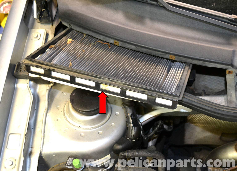 Volkswagen Golf Gti Mk Iv Cabin Air Filter Replacement