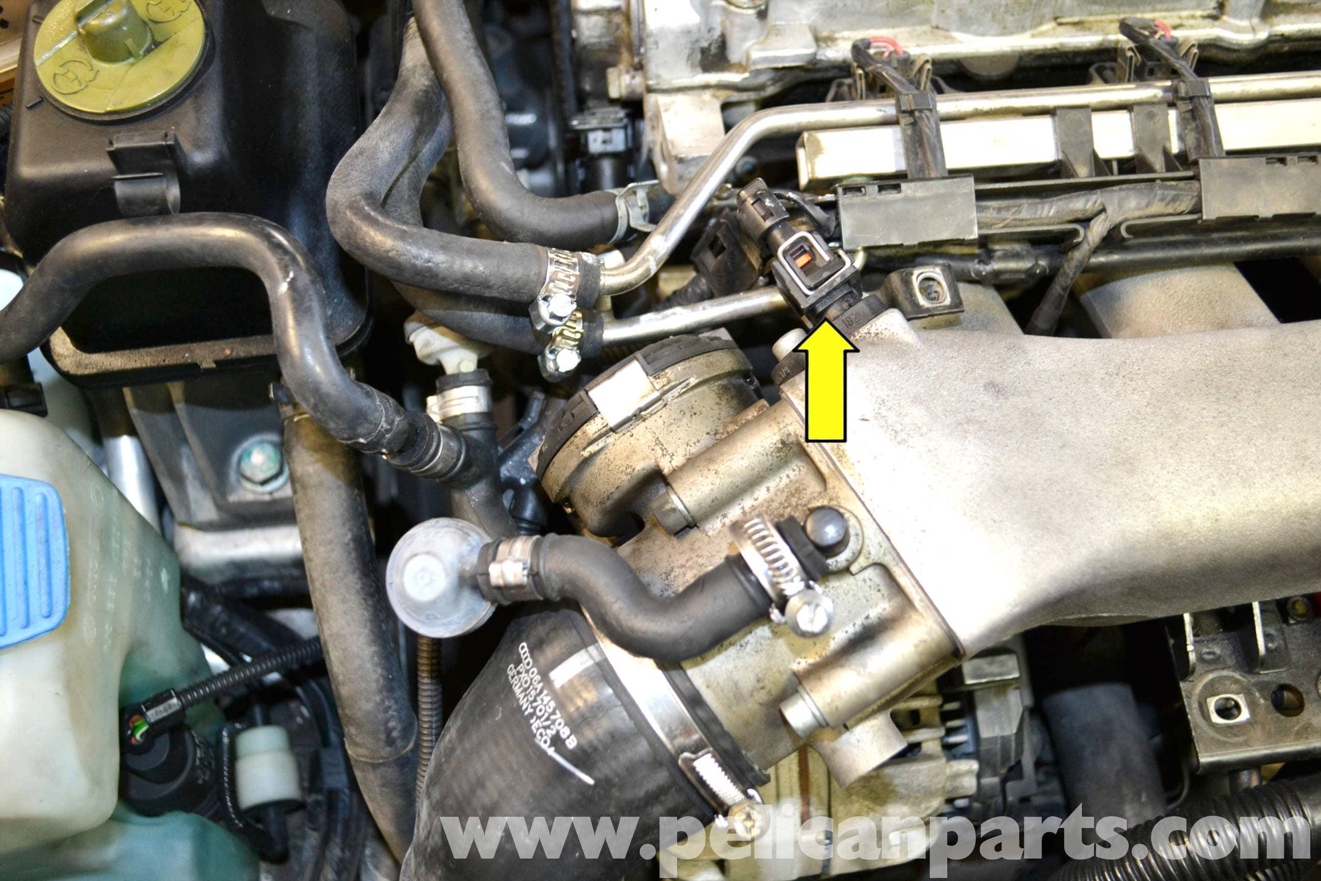 Volkswagen Golf Gti Mk Iv Intake Air Temperature Sensor