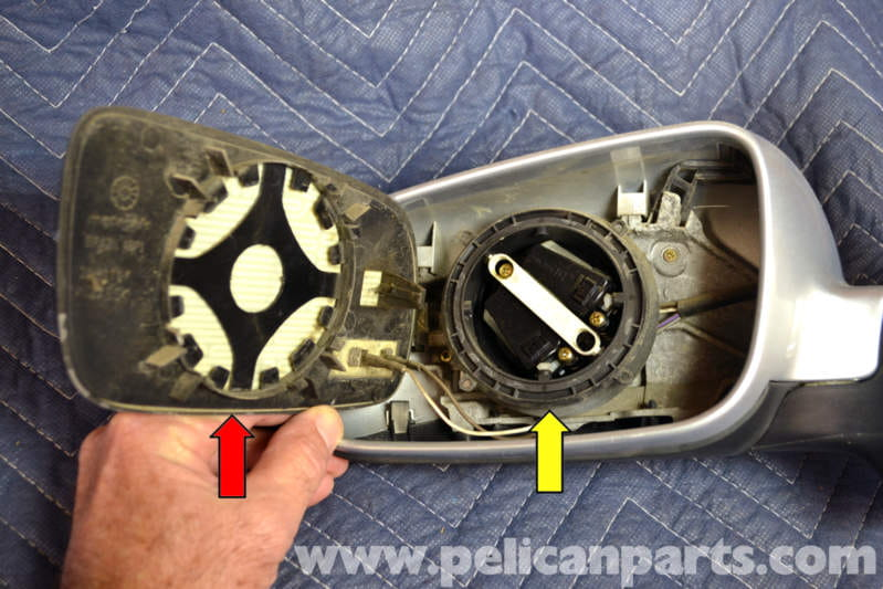 Volkswagen Golf Gti Mk Iv Exterior Mirror Replacement