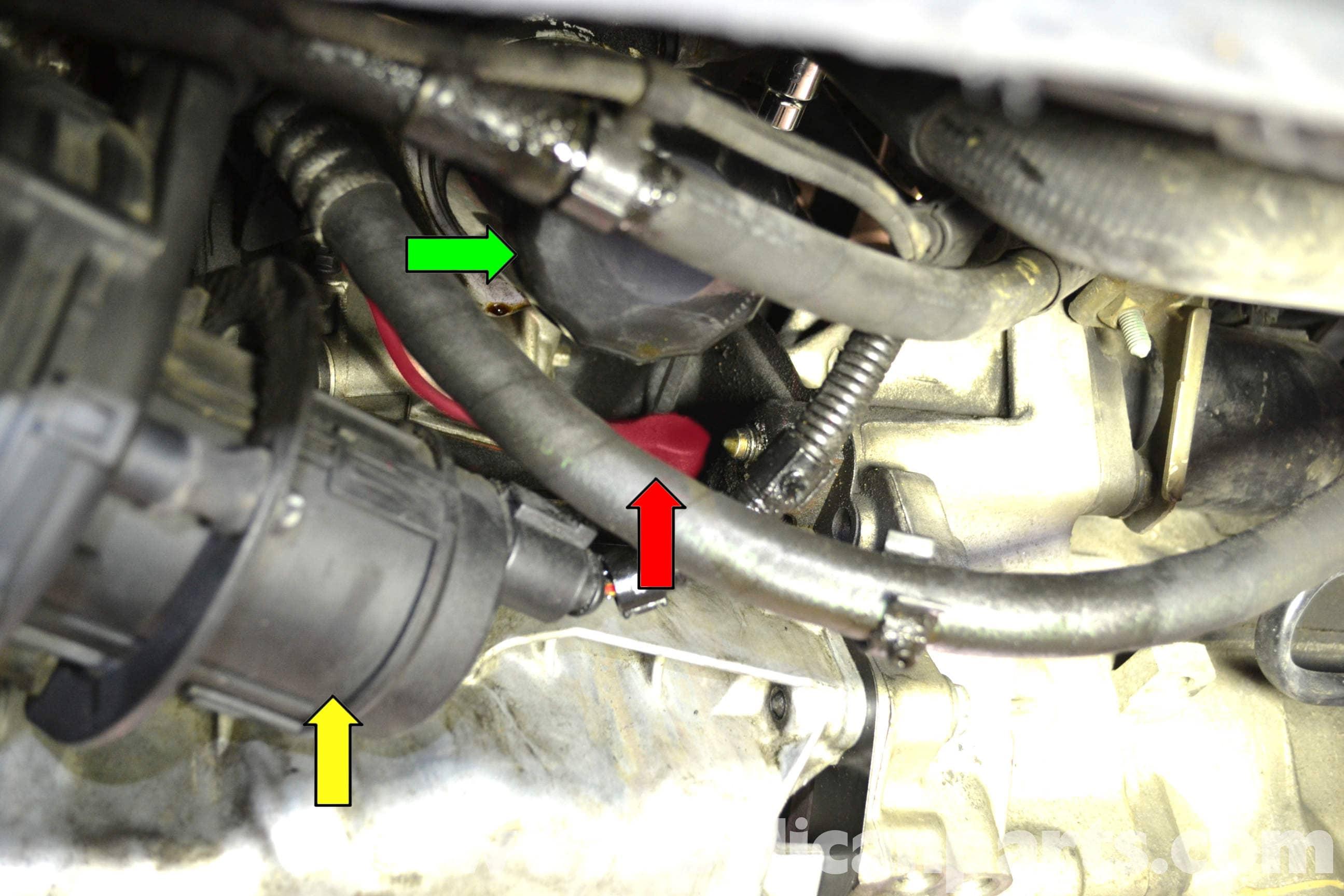 volkswagen golf gti mk iv rpm  cps  sensor replacement