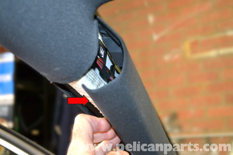 Volkswagen Golf Gti Mk V Interior Trim Panel Removal 2006