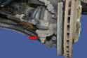 You will need to remove the tie rod end whether you are just changing the end or the whole tie rod.
