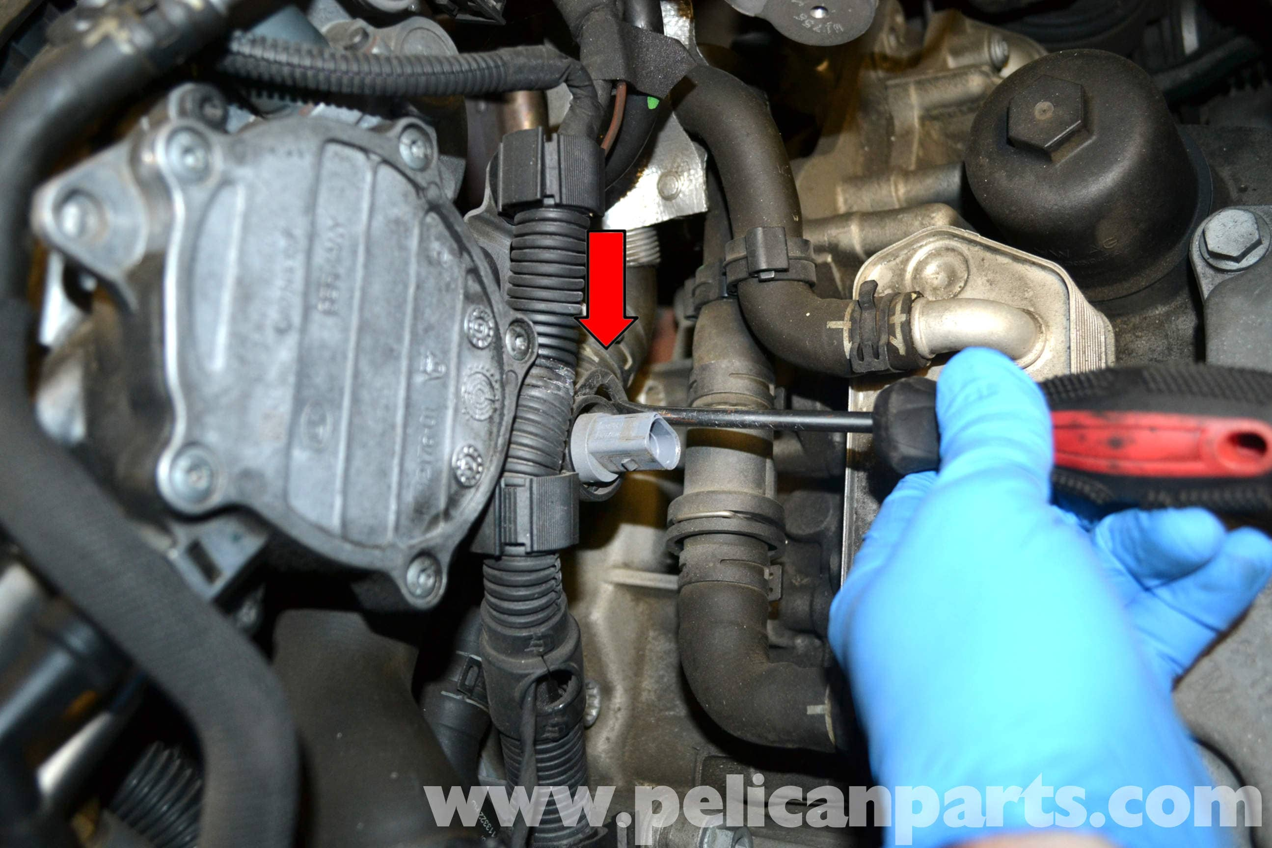 Volkswagen Golf Gti Mk V Coolant Temperature Sensor