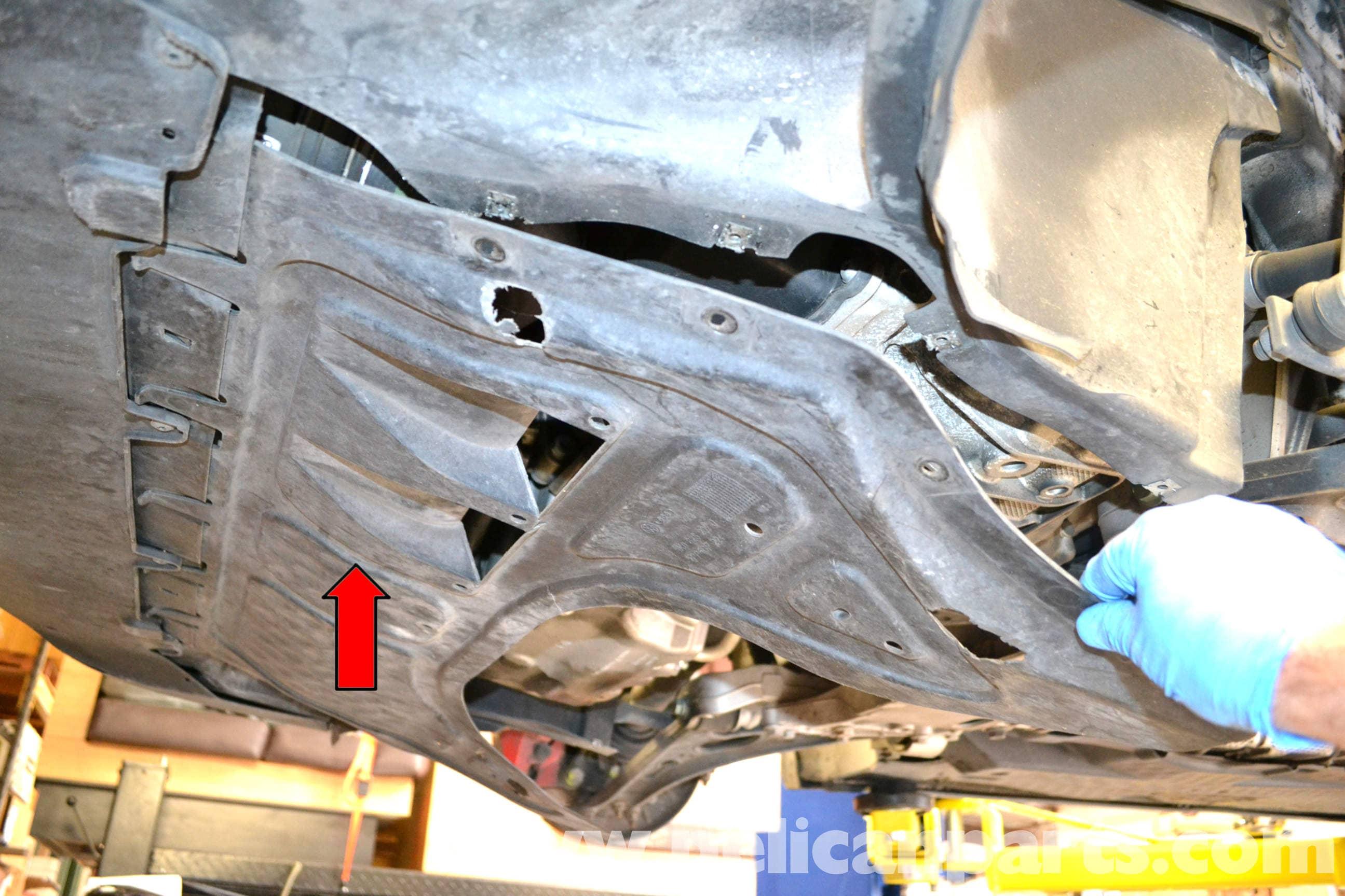 Volkswagen Golf Gti Mk V Intercooler Replacement 2006