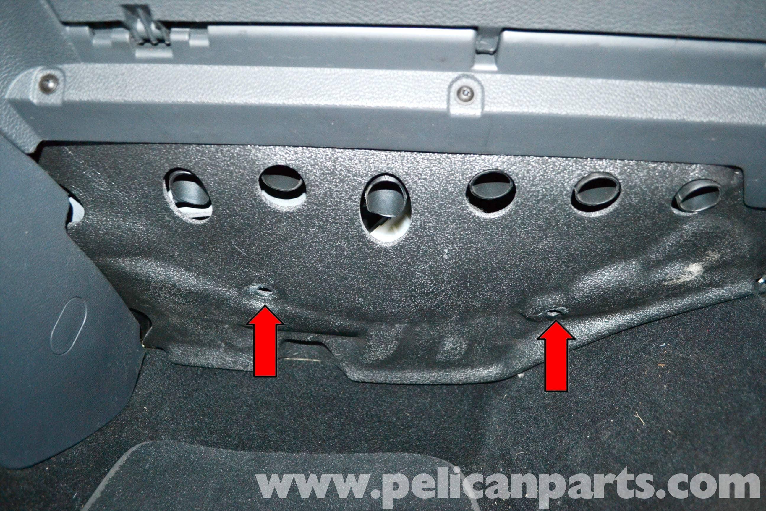 Volkswagen Golf Gti Mk V Blower Motor Replacement 2006