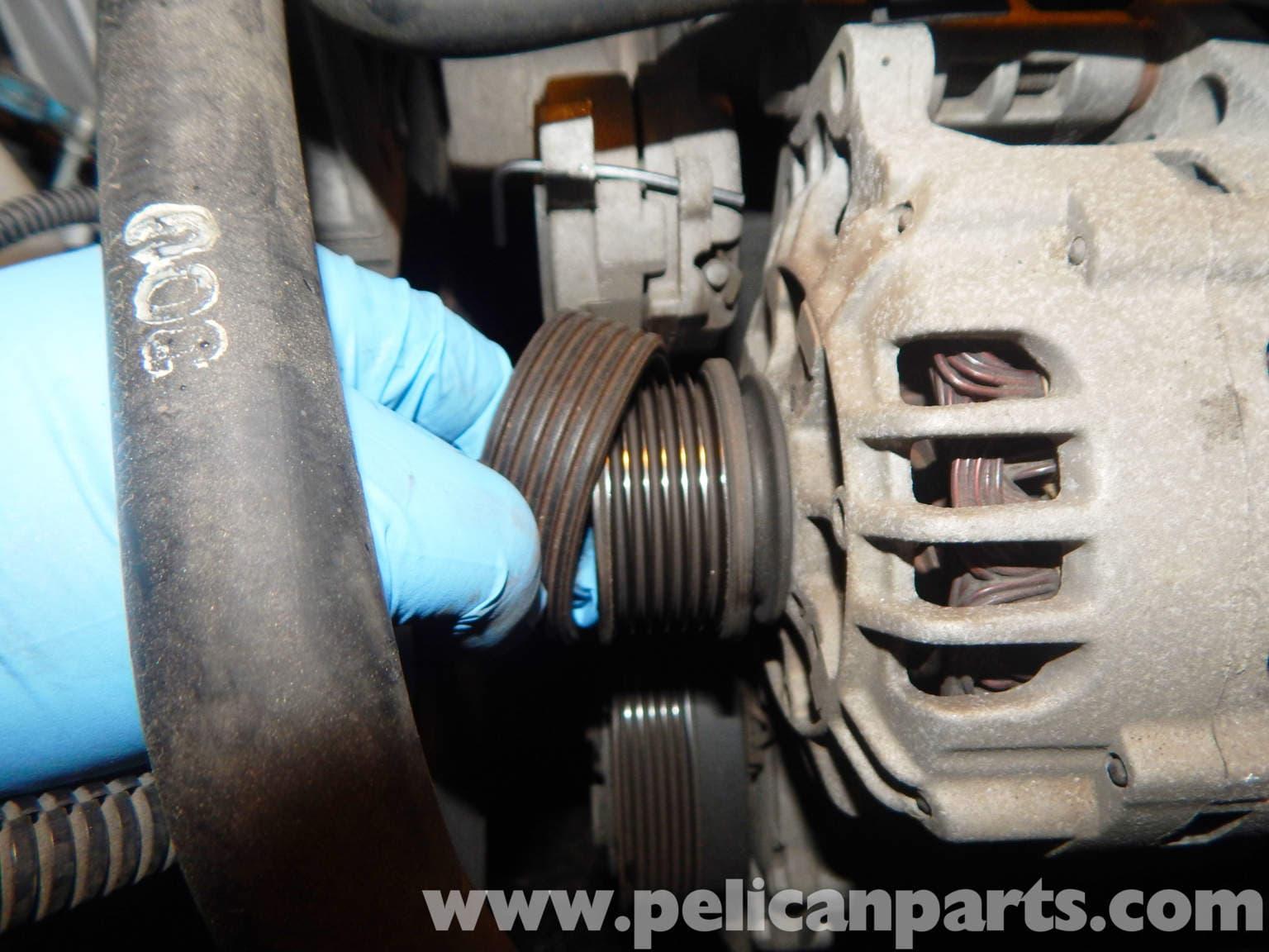Volkswagen Jetta Mk4 Serpentine Belt Replacement