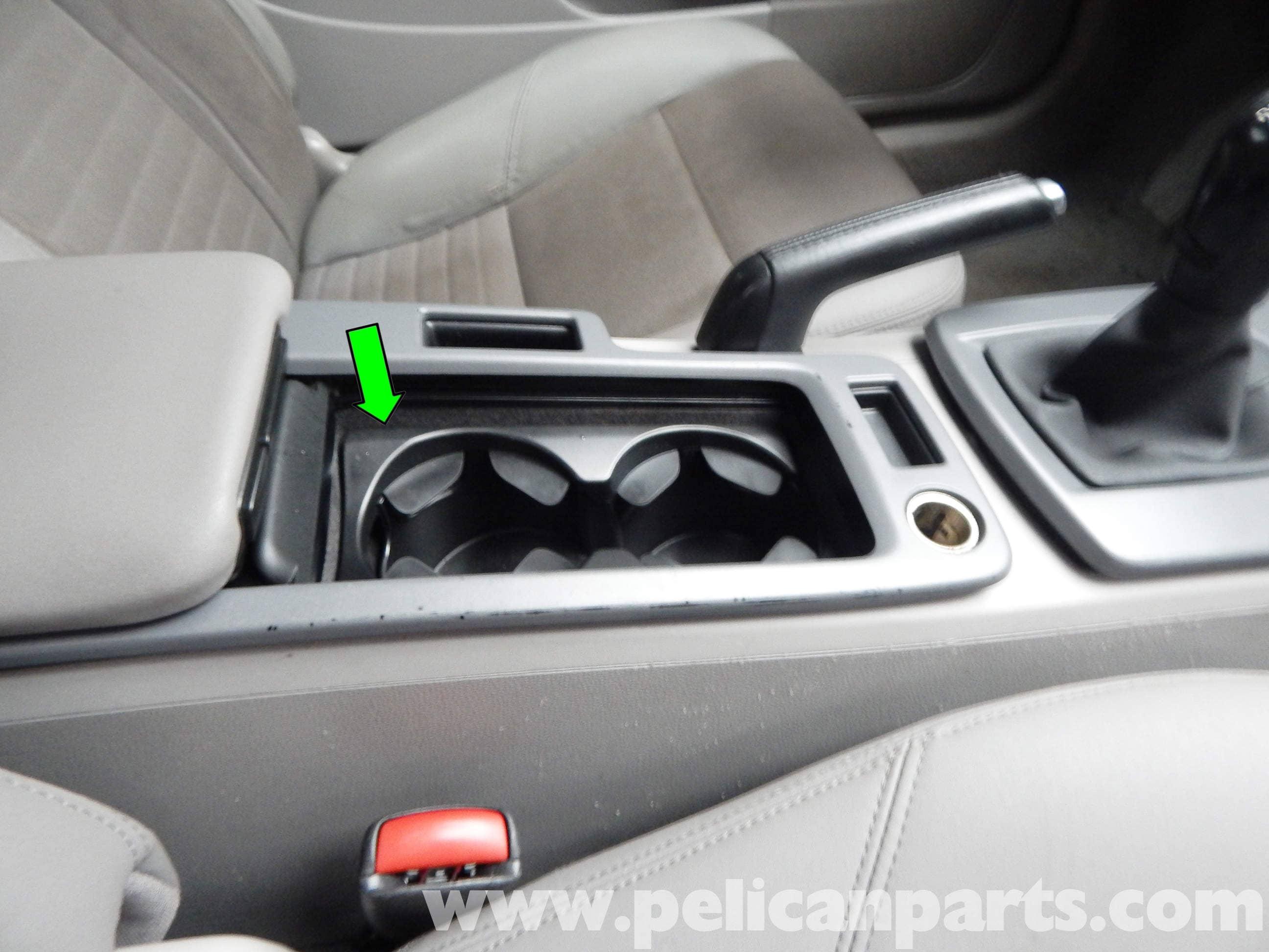 Volvo s40 handbrake adjustment