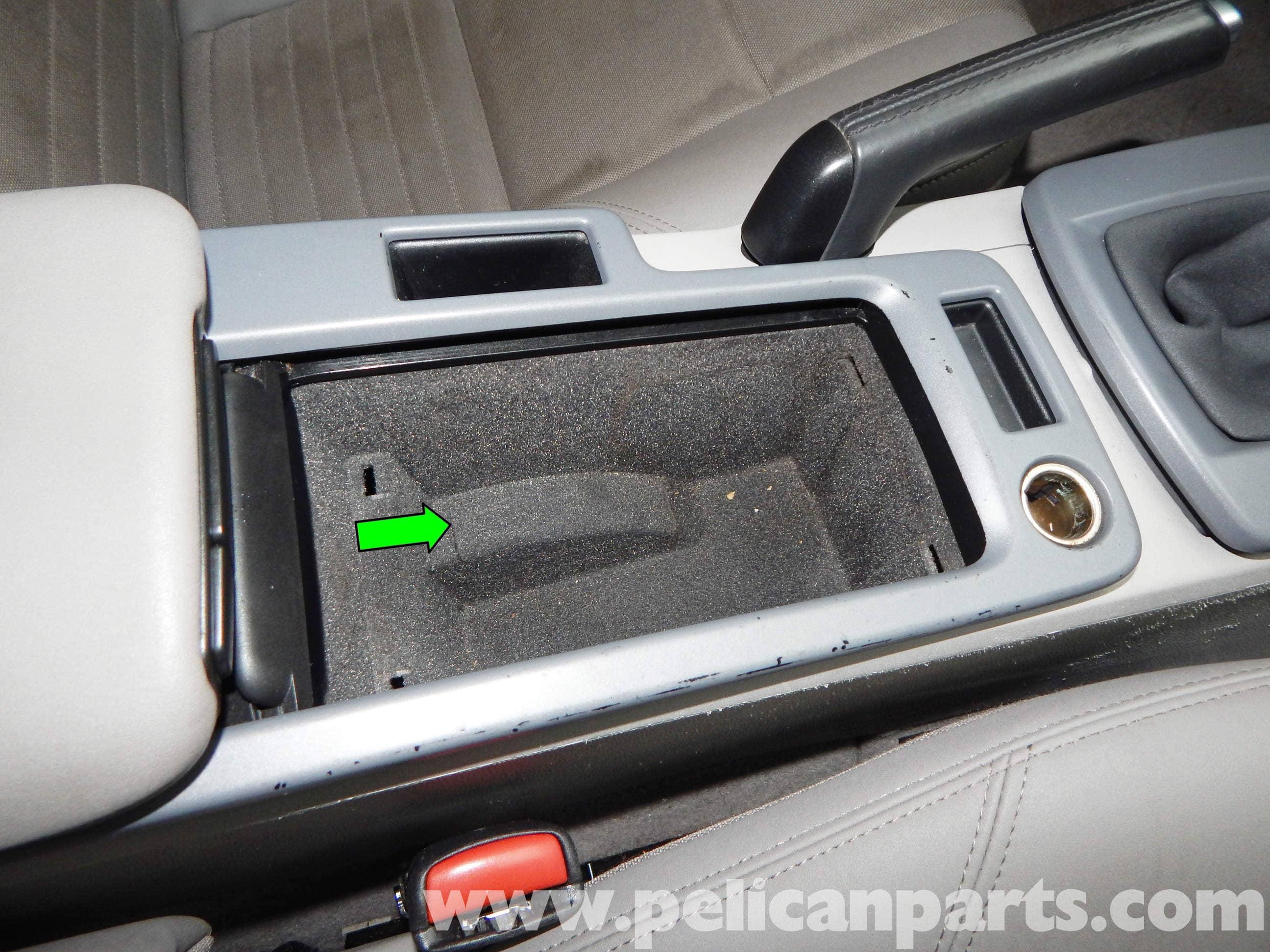 Volvo v50 handbrake adjustment