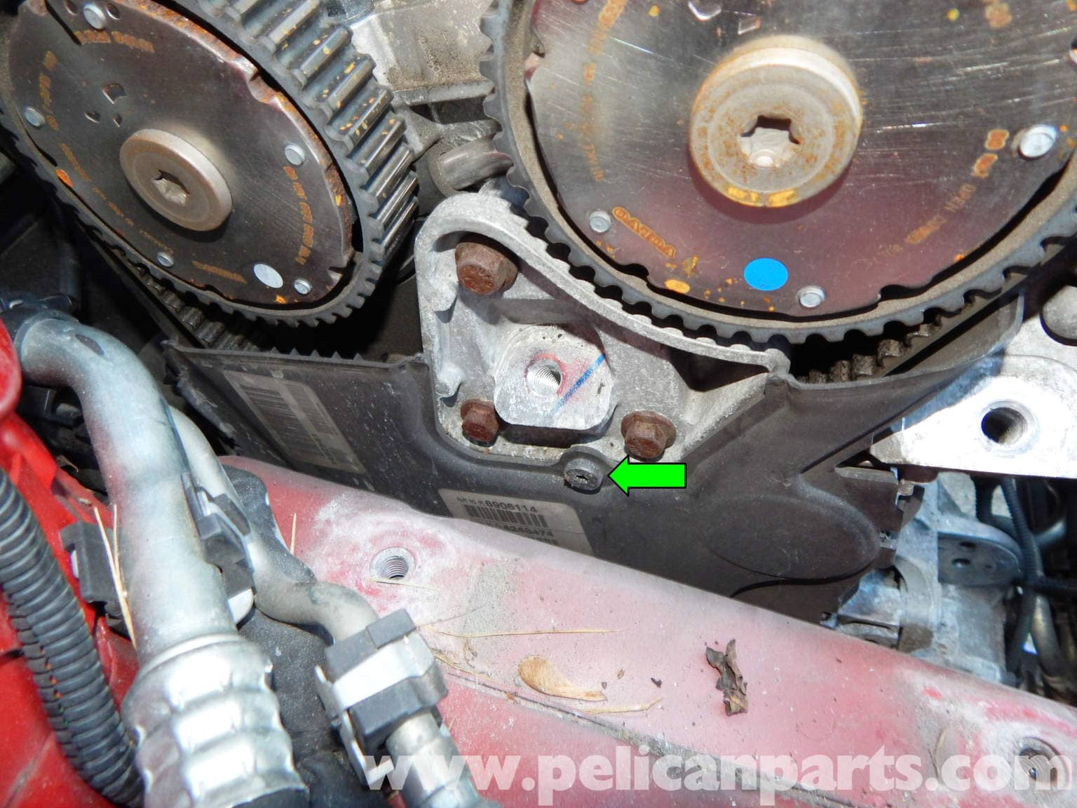 Volvo C30 Timing Belt Replacement  2007-2013
