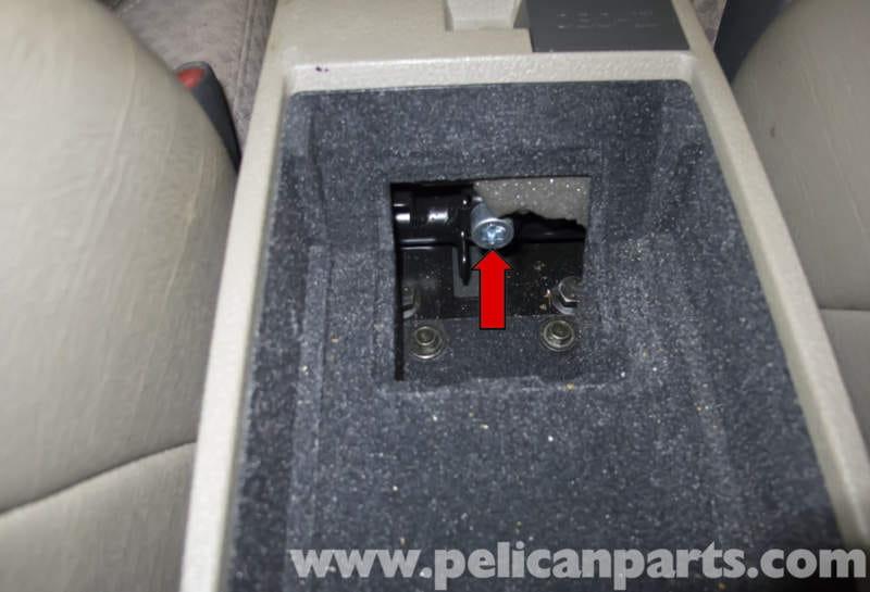 Volvo v70 handbrake adjustment