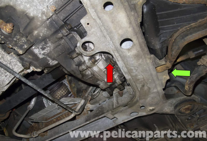 Volvo V70 Manual Transmission Fluid Replacement (1998-2007 ...