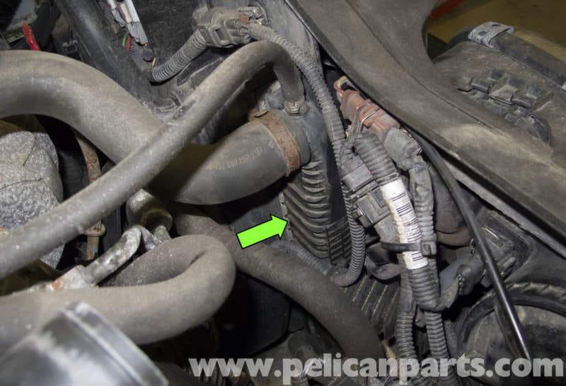Volvo V70 Coolant System Leak Test 1998 2007 Pelican