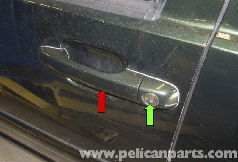 Volvo Door Volvo 30761317 Interior Door Handle