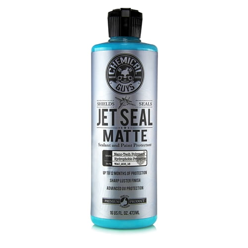 Chemical Guys Jetseal Matte Sealant And Paint Protectant