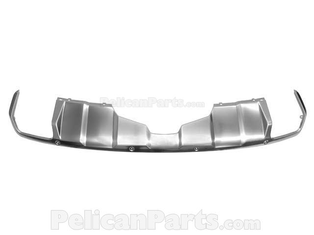 For Mercedes X164 Front Center Bumper Cover Grille Genuine 164 885 24 65