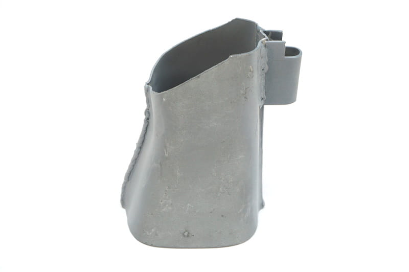 VERY NICE USED ORIGINAL PORSCHE 356B 356C 356SC REAR BUMPER EXHAUST FUNNEL