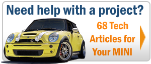 Mini Cooper Cooper S And Clubman R55r56r57 Parts And