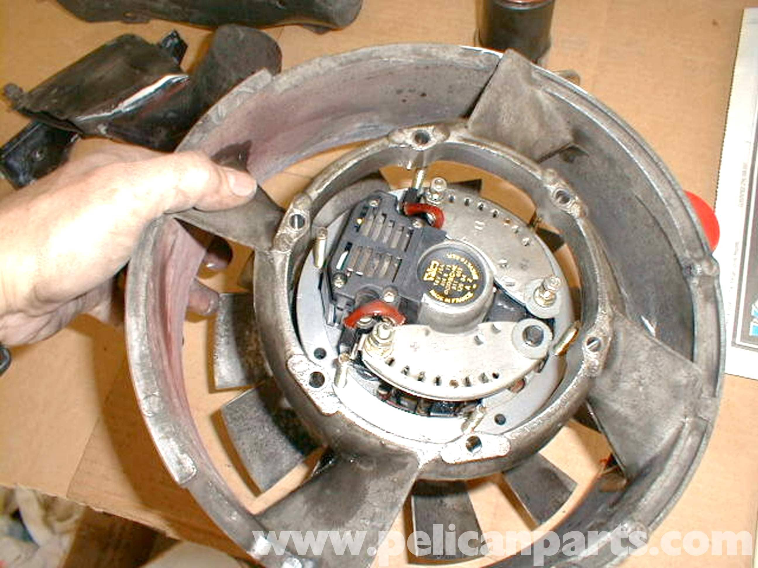 porsche 911 alternator troubleshooting and replacement 911 1965 rh pelicanparts com