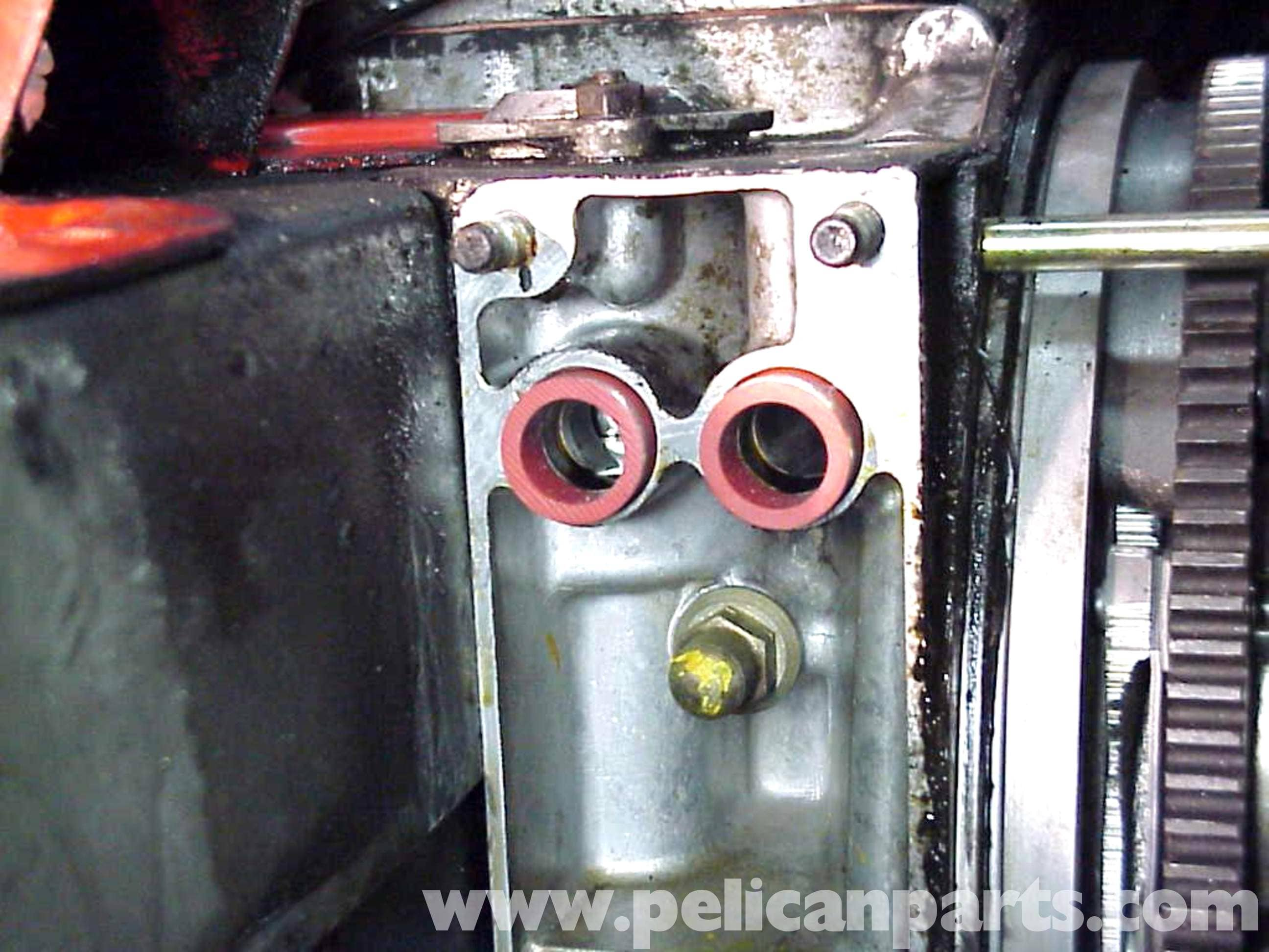Porsche 911 Fixing Common Oil Leaks 1965 89 930 Turbo 1986 Flat 6 Engine Diagram Large Image Extra