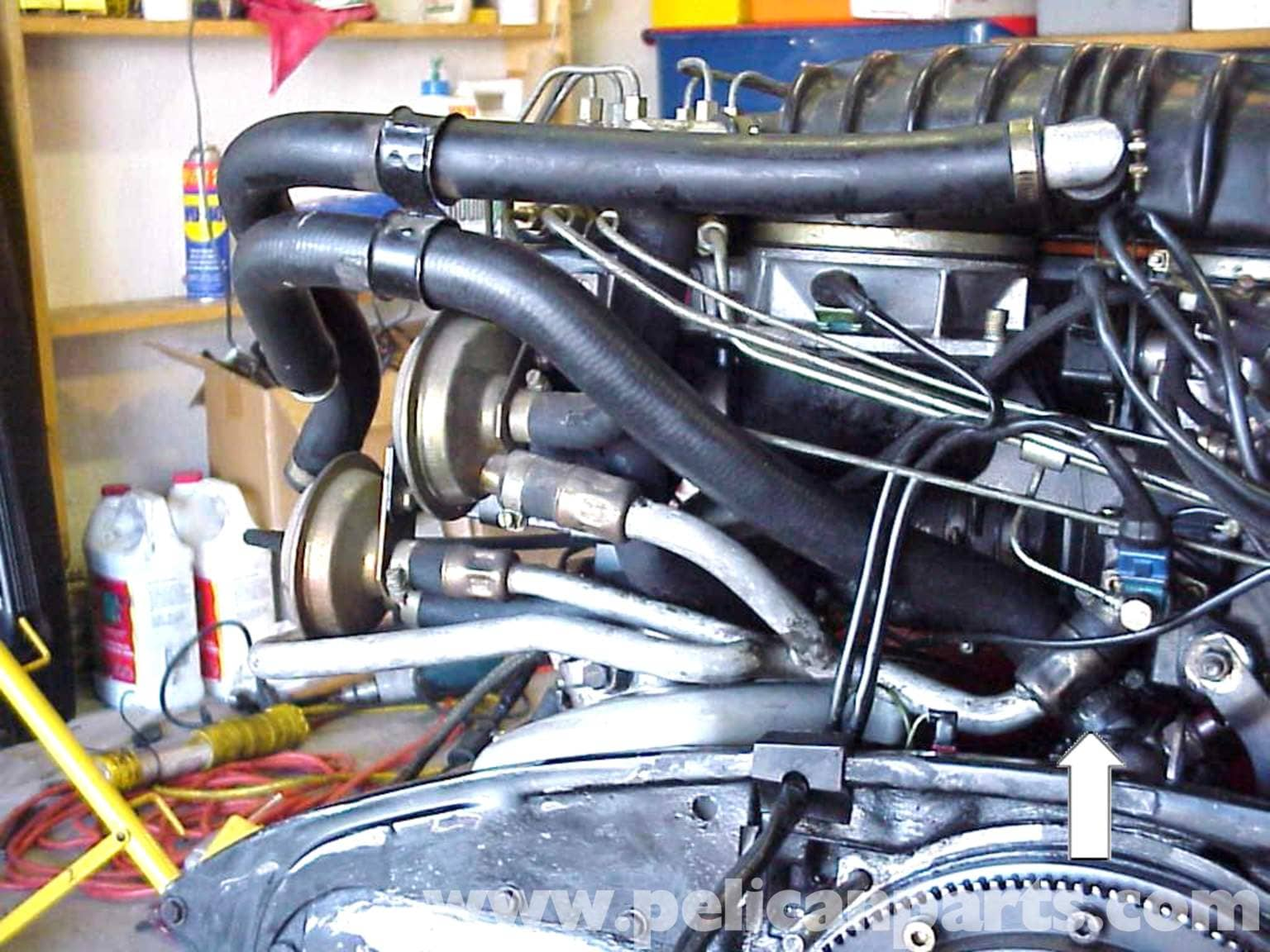 21 Oil Leak Fixes on 1979 porsche 928 engine