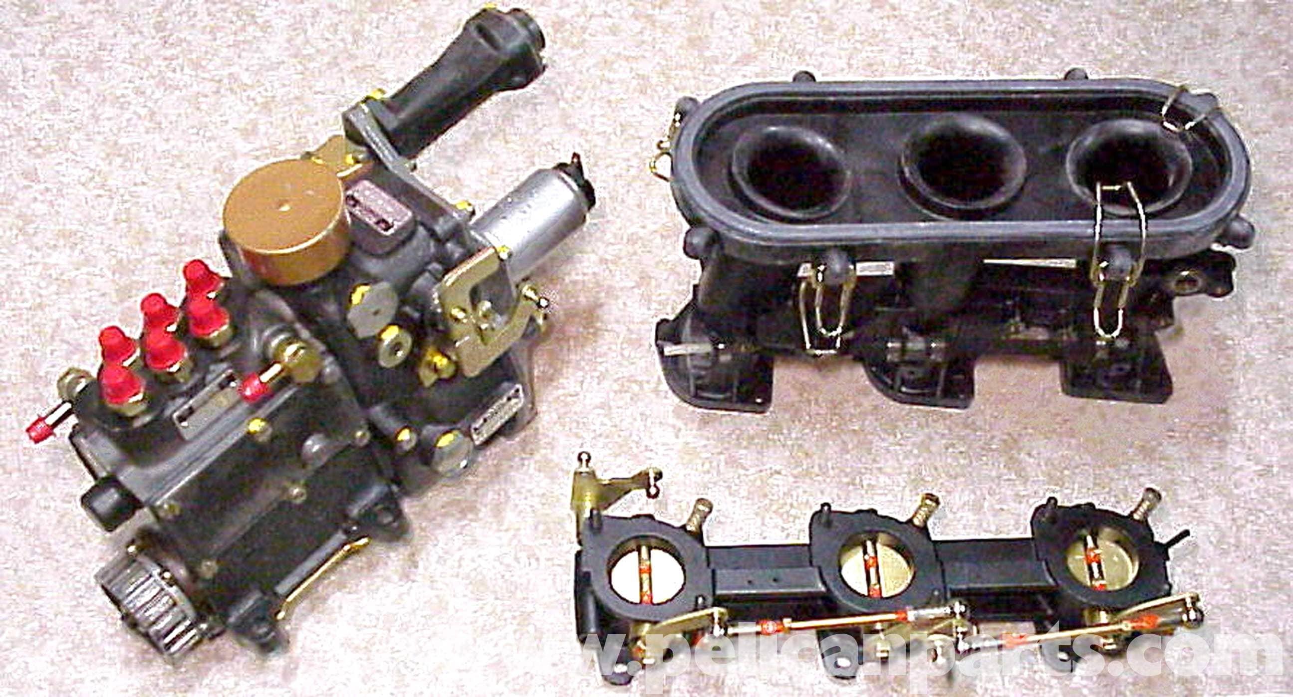 Porsche 911 mechanical fuel injection troubleshooting and adjustment large image extra large image freerunsca Choice Image