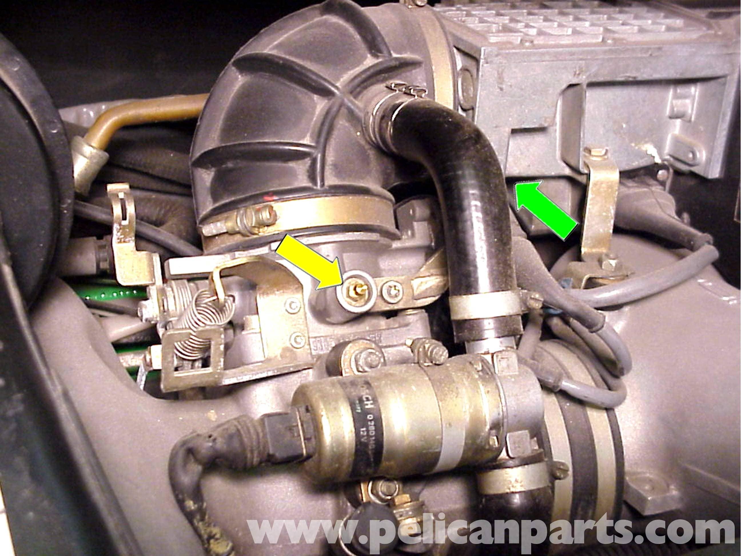 Porsche 911 Motronic Engine Management System Overview | 911 (1965