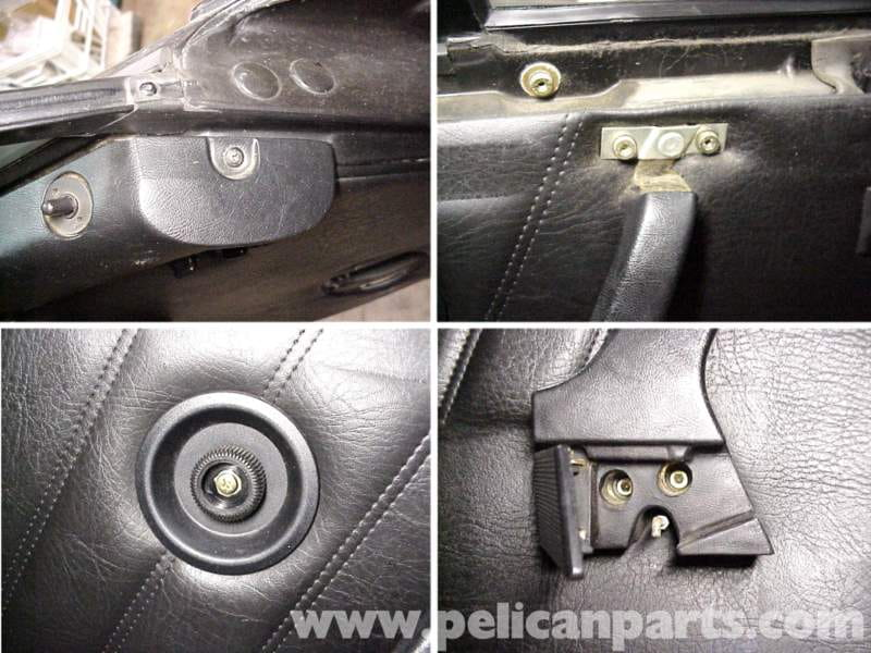 Porsche 911 Door Handle Replacement 911 1965 89 930