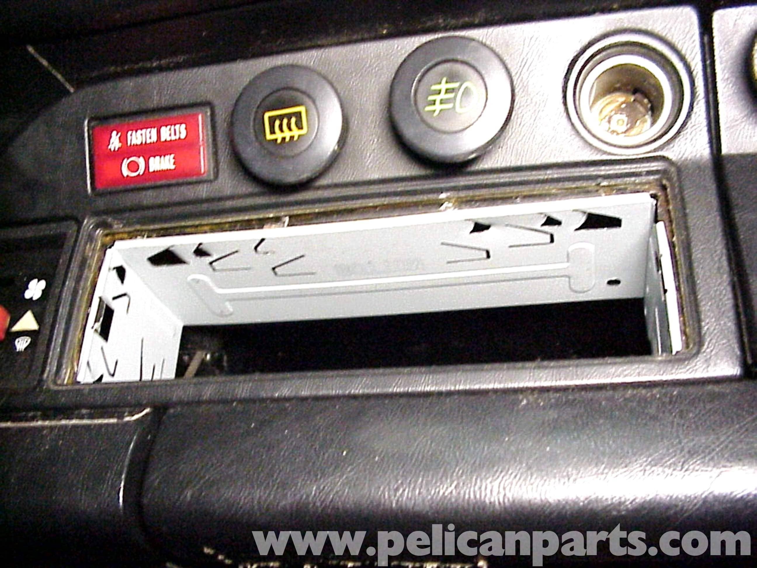 Pic1 porsche 911 stereo installation 911 (1965 89) 930 turbo (1975 Hayden Electric Fan Wiring Diagram at bayanpartner.co