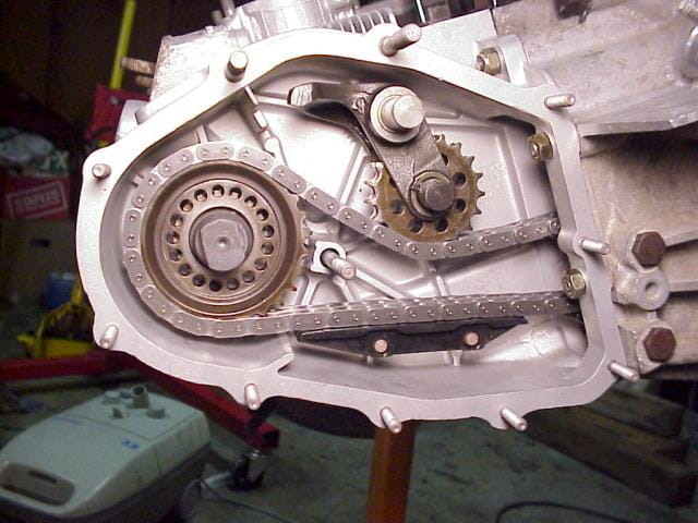 Porsche 911 Carrera Chain Tensioner Installation 911