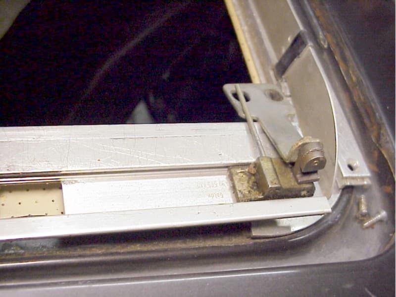 Porsche 911 Sunroof Repair 911 1965 89 930 Turbo