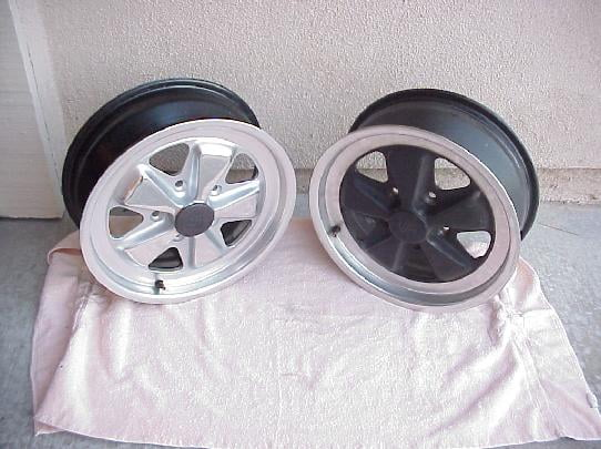 How To Polish Aluminum Wheels >> Porsche 914 Wheel Types | (1969-1976) | Pelican Parts DIY ...