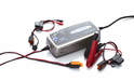 It is important that you use a quality battery charger when charging the system.
