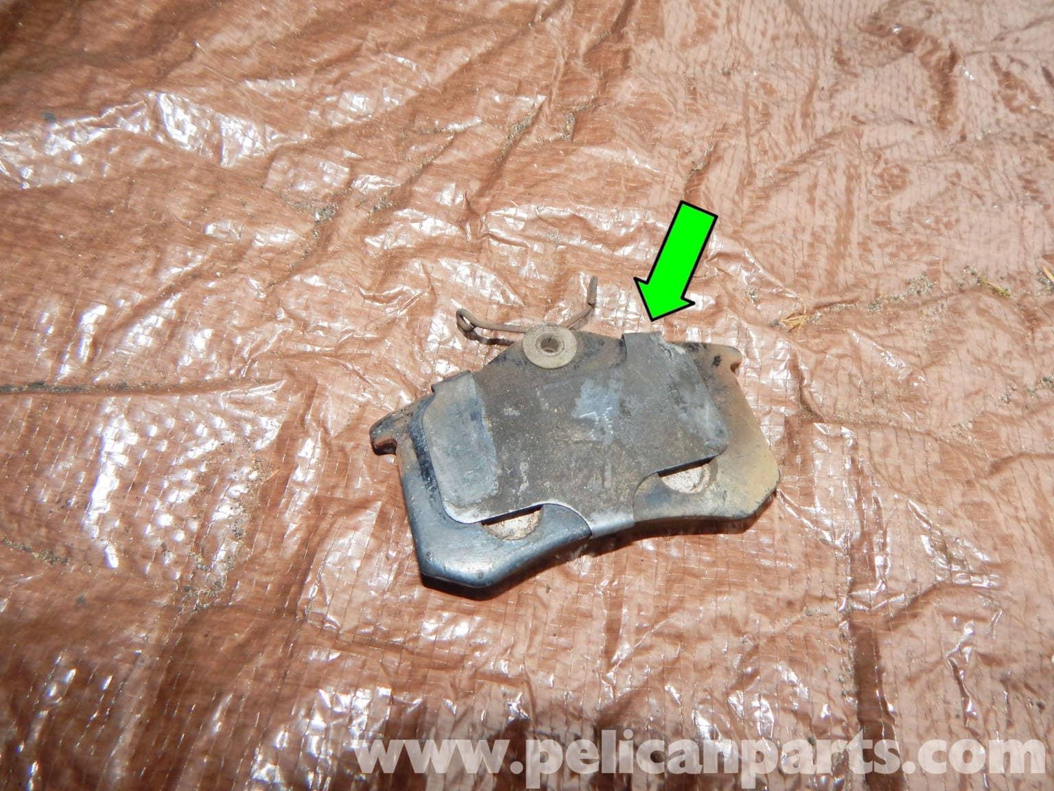 where to buy brake pad metal guide clips in tasmania