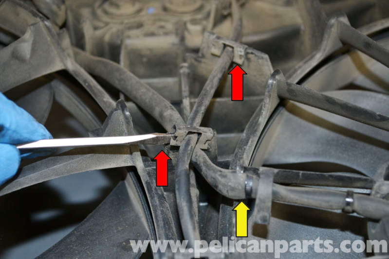 Audi A4 B6 Fan and Shroud Replacement (2002-2008) | Pelican