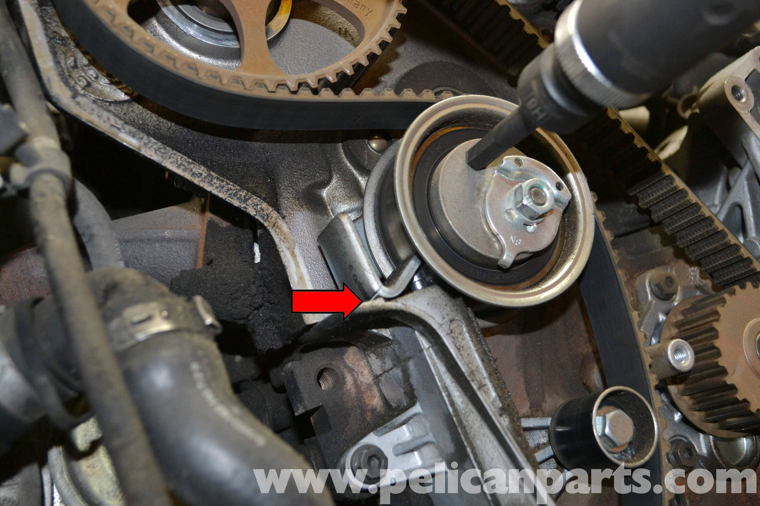 Audi B5 Diy Timing Belt