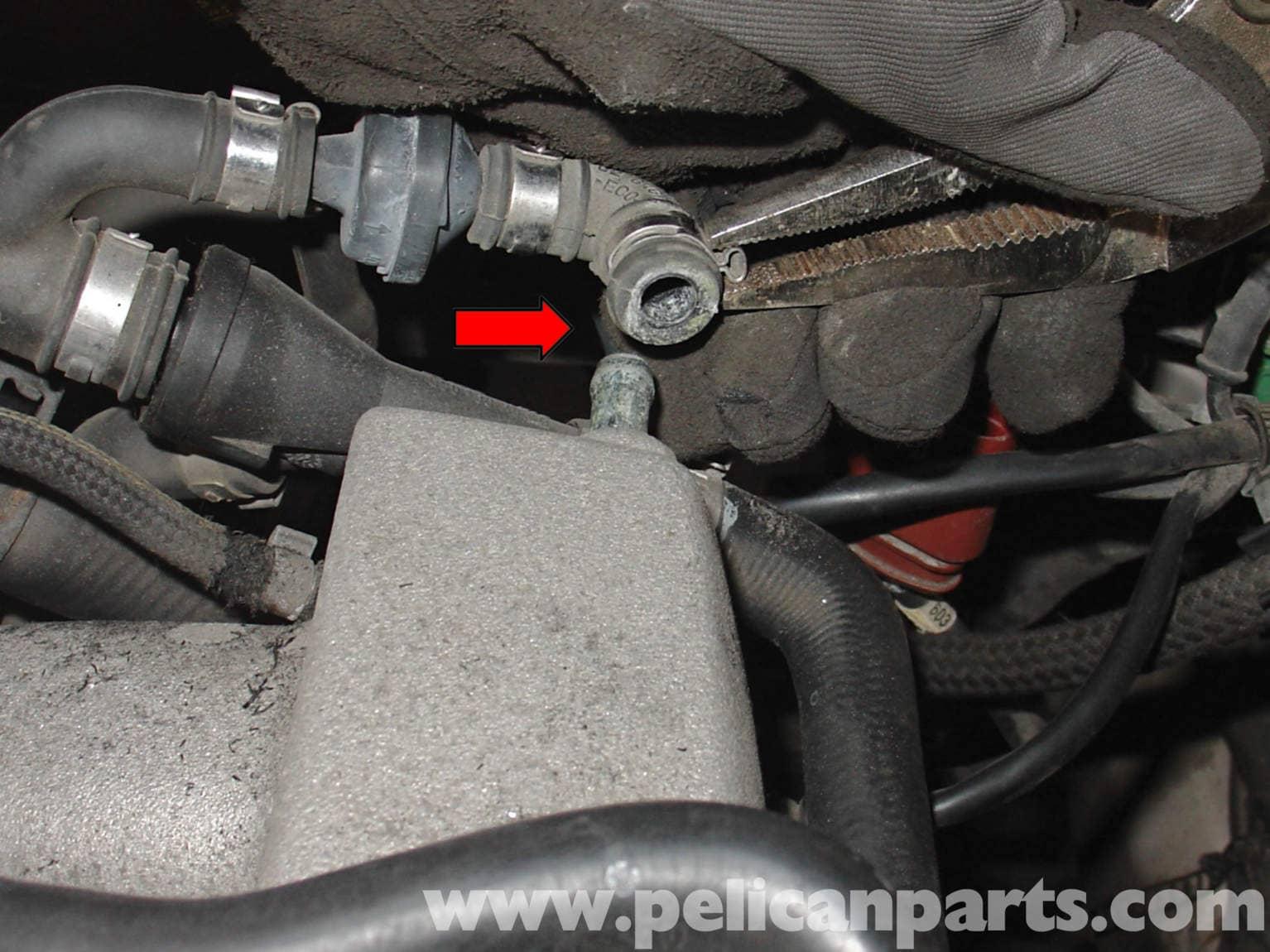 Vacuum Hose Leak Castrophotos Nissan 300zx Diagram Http Wwwthumper300zxcom Z32 Boostleaks Audi A4 B6 Crankcase Ventilation Egr Hoses And Valve
