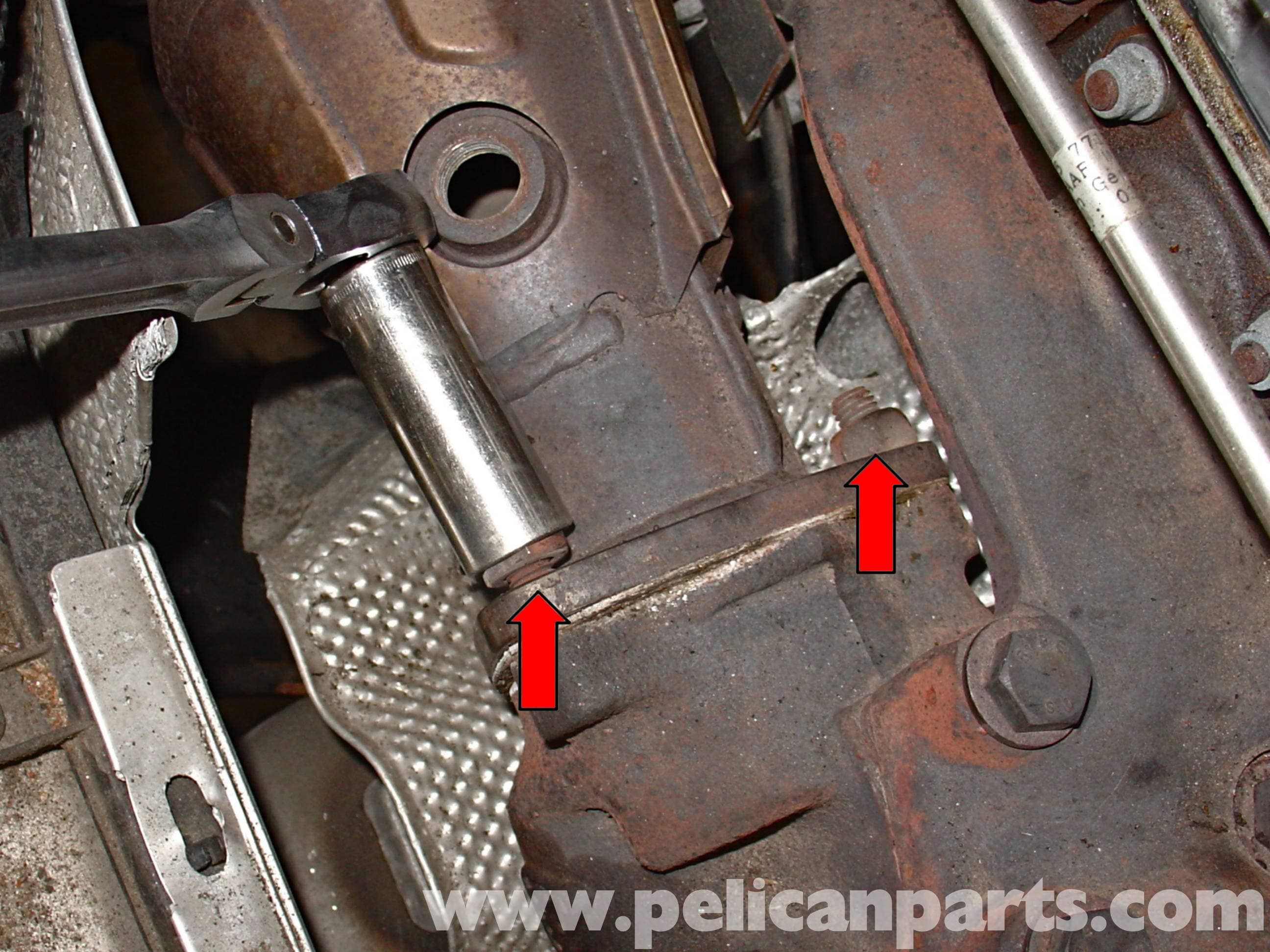 Audi A4 B6 Catalytic Converter Replacement (2002-2008) | Pelican