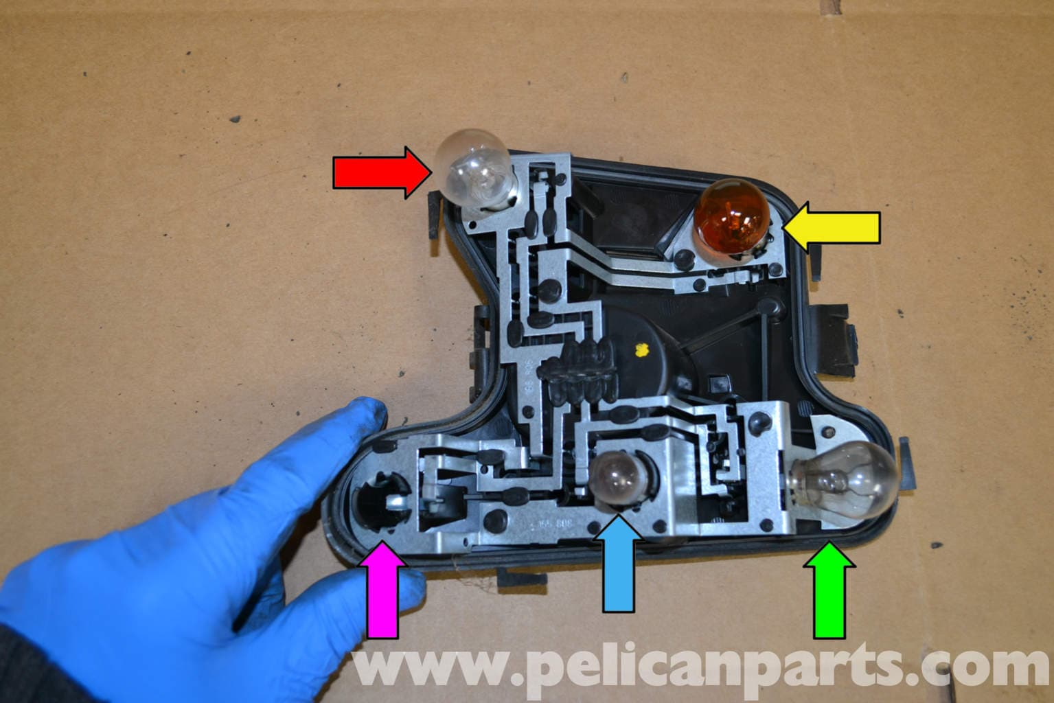 Audi A4 B6 Tail Light Bulbs and Assembly Replacement (2002-2008) | Pelican  Parts DIY Maintenance Article | Audi A4 Tail Light Wiring Diagram |  | Pelican Parts