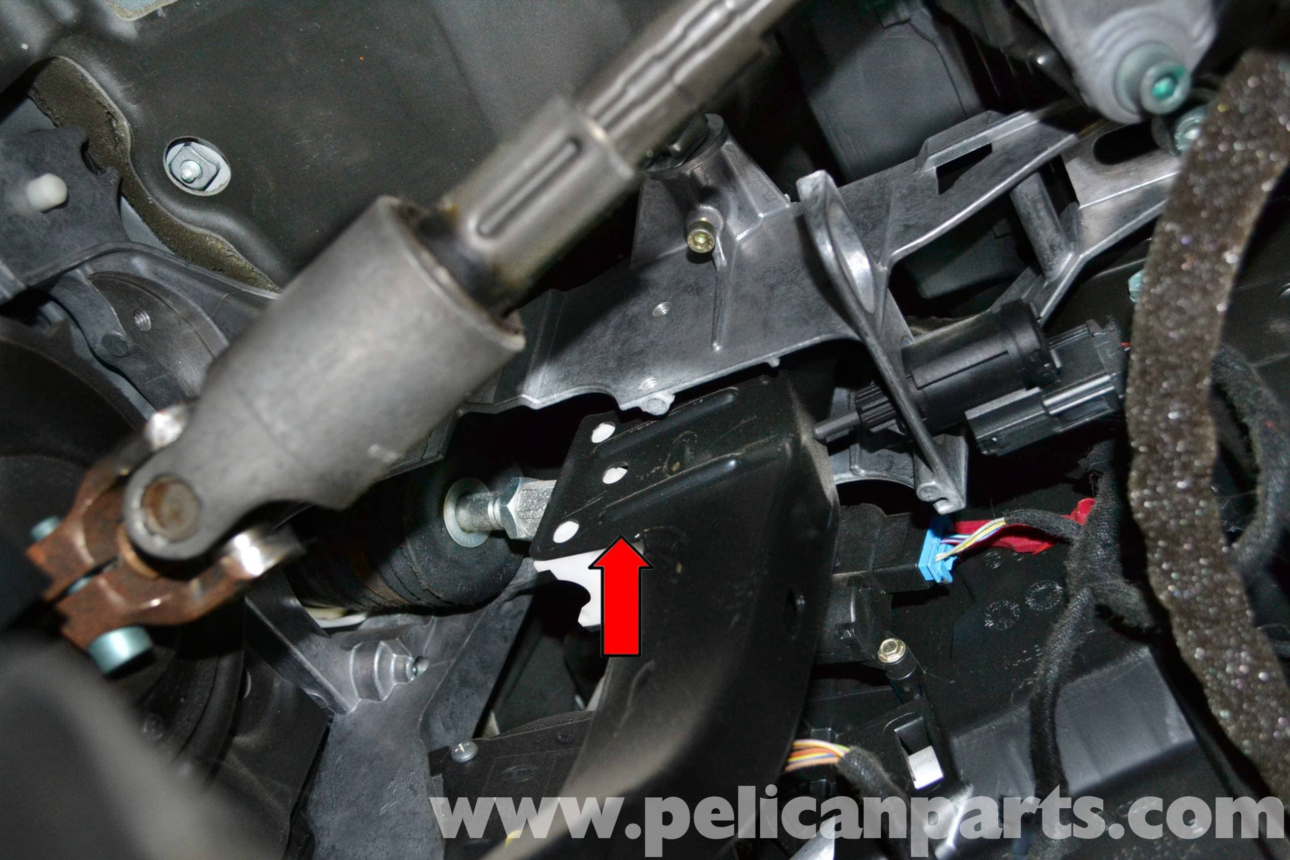 Audi A4 B6 Brake Booster Replacement 2002 2008 Pelican